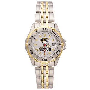 Missouri Tigers Ladies' All Star Watch