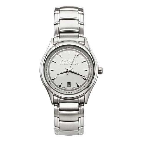 University of Mississippi Men's Classic Watch