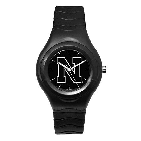 University of Nebraska Shadow Black Sports Watch