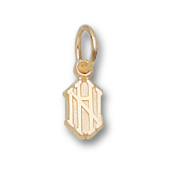 UNH 5/16in Pendant 14kt Yellow Gold