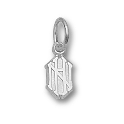 U of New Hampshire 5/16in Pendant Sterling Silver