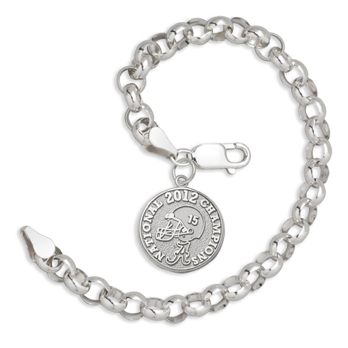 University of Alabama 2012 National Champs Bracelet