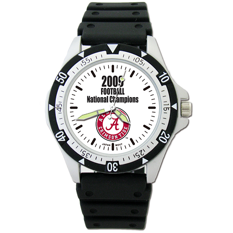 University of Alabama National Champs Option Watch