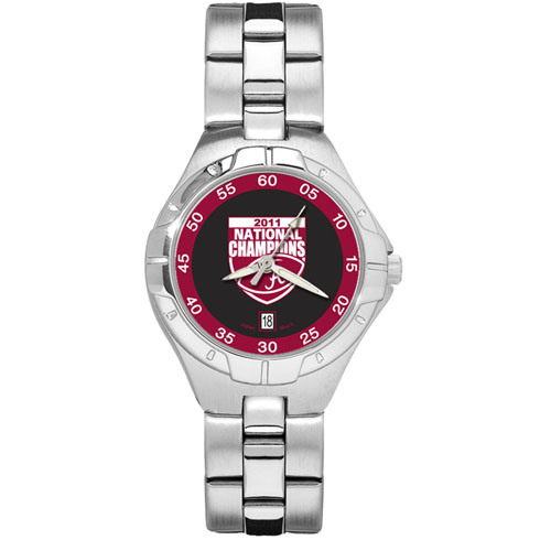 2011 University of Alabama National Champs Women's Pro II Watch