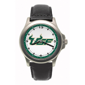 South Florida Bulls Rookie Leather Watch - Clearance