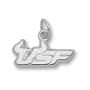 Sterling Silver 1/4in USF Pendant