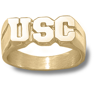 USC Gamecocks Men's Ring - 10k