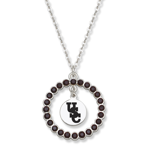 University of South Carolina Spirit Crystal Necklace