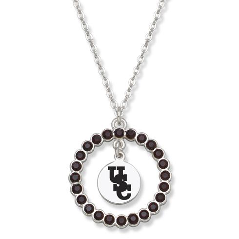 University of South Carolina Spirit Crystal Necklace