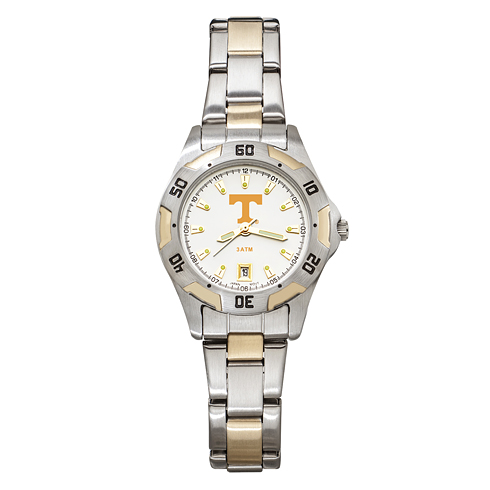 University of Tennessee Women's All-Pro Two Tone Watch