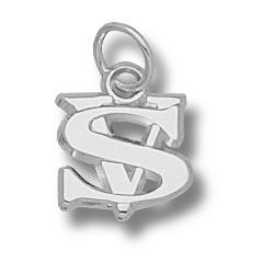 Valdosta State U 3/8in Pendant Sterling Silver