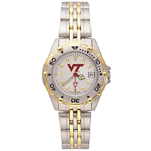 Virginia Tech University Ladies' All Star Watch