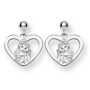 Belle Post Earrings - Sterling Silver