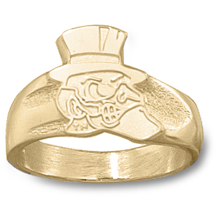 Wake Forest Men's Ring - 14k