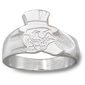 Wake Forest Men's Ring - Sterling Silver