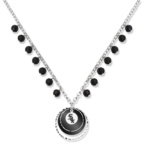 Chicago White Sox Game Day Necklace