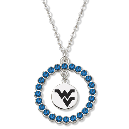 18in West Virginia University Spirit Necklace