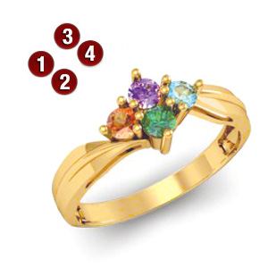 Embracing Arms Ring