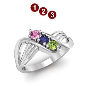 Twist of Twilight Ring