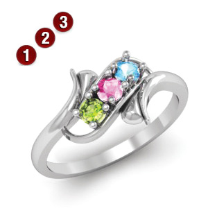 Family Flourish Ring