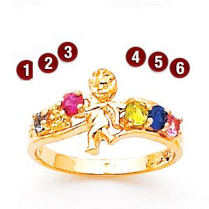 Guardian Angel Ring
