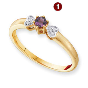 Secure Hearts Ring