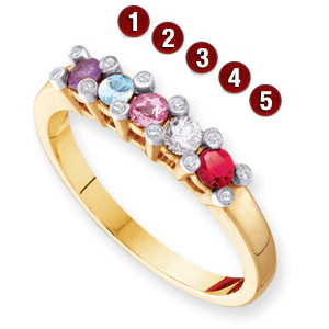 Touch of Elegance Ring