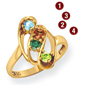 Pool of Memories Ring