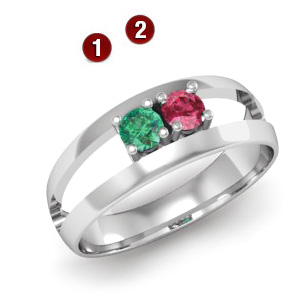 Bound by Love Ring