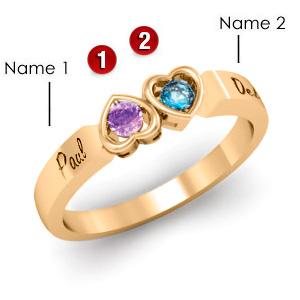 Heartbound Ring