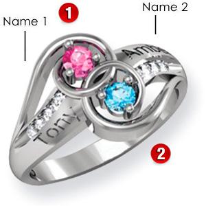 Eternal Orbit Ring