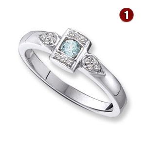 Shining Lace Ring