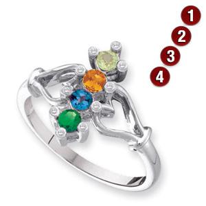 Family Loop Ring