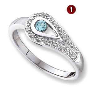 Family Nest Ring