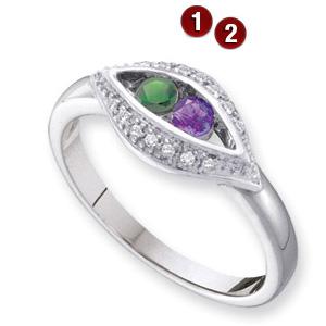 Loving Gaze Ring