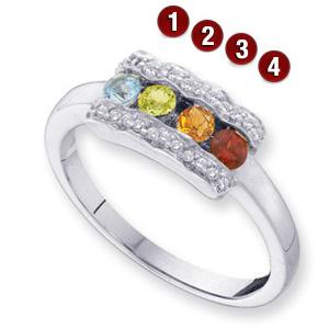 Family Highlight Ring
