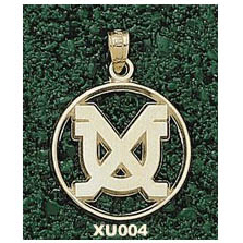 Xavier 3/4in Pendant 14kt Yellow Gold