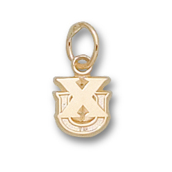 Xavier 3/8in XU Pendant 10kt Yellow Gold