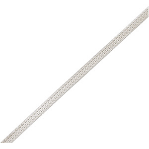 18in Hollow Mesh Chain 3.25mm