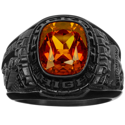 Triumph Class Ring Eclipse Siladium