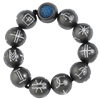Marvel's Black Panther Ladies' Kimoyo Bracelet in Premium Gunmetal