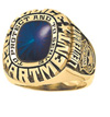 Patriot Police Ring