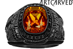 Triumph Class Ring - Eclipse Siladium