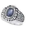 Ladies' Patriot Firefighter Ring