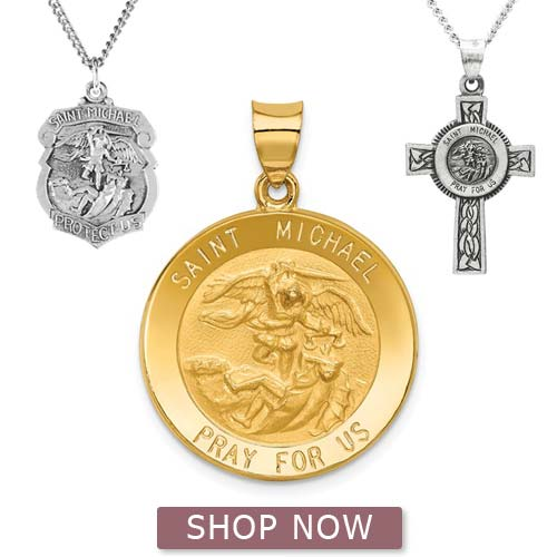 Shop for St Michael Medals
